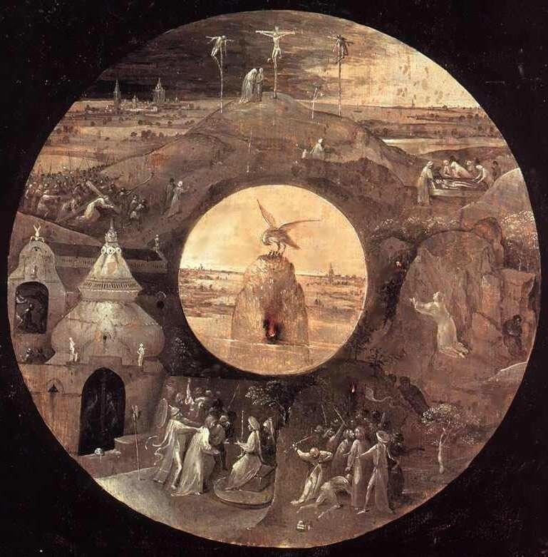 Иероним Босх (ок. 1460 -1516) Cцены Страстей Христовых