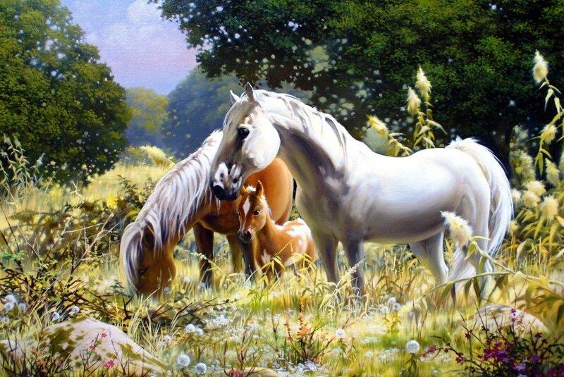 Картины художника Алексея Капустяна (9)