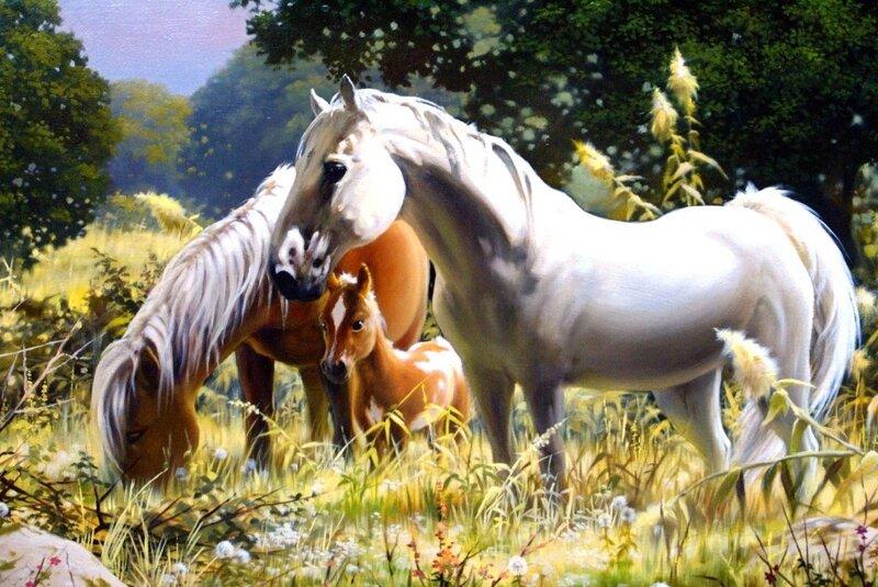 Картины художника Алексея Капустяна (8)