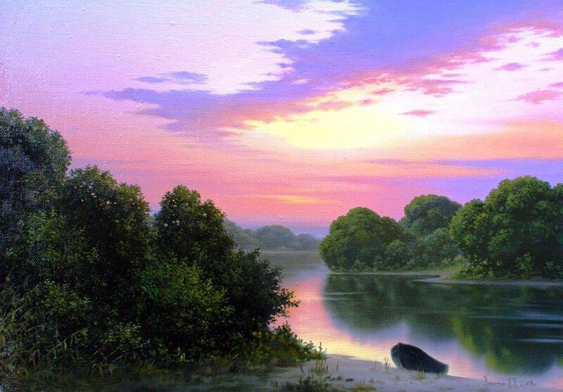 Картины художника Алексея Капустяна (31)