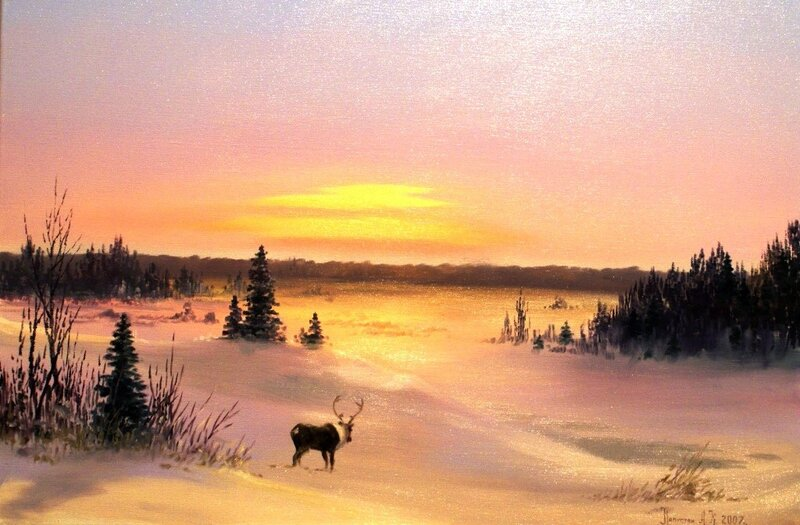 Картины художника Алексея Капустяна (47)