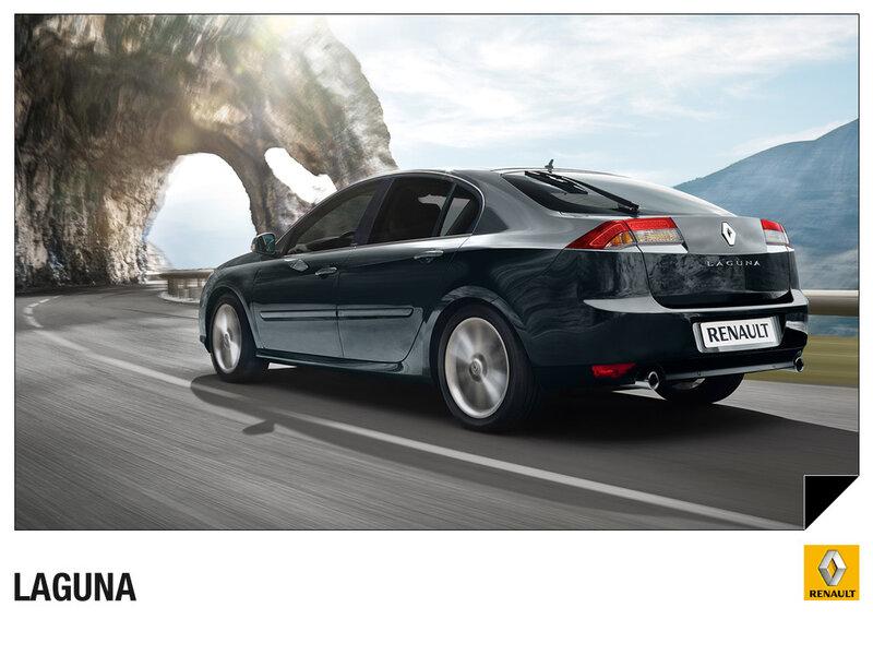 Octavia A5 Elegance 1.8T vs Renault Laguna 2.0T