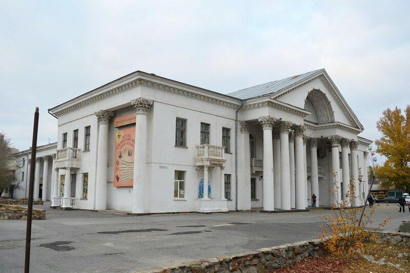 """Кино-театр """"Победа"""""""