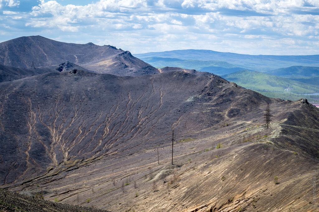 Карабаш. Поклонная гора
