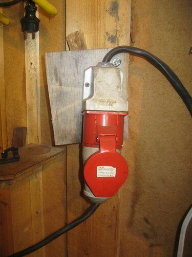 Восстановление освещения бытовки и устранение электротехнических недочётов нефтебазы