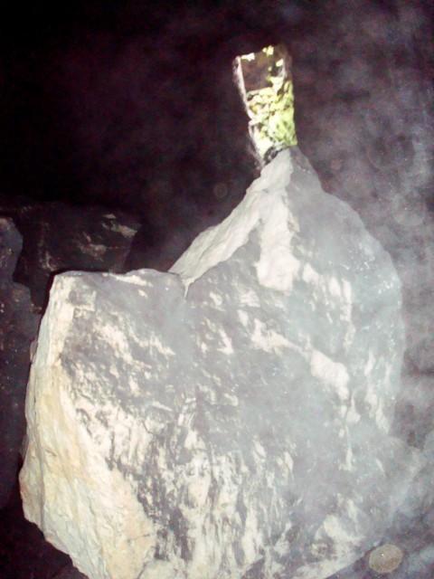ВЛаклинской пещере