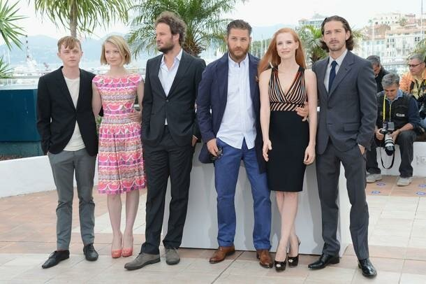 """Lawless Photocall"" - 65th Annual Cannes Film Festival"