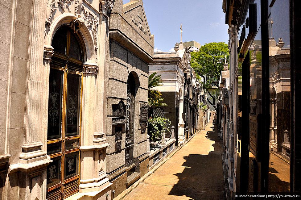 0 3c6cf5 94e6039a orig День 415 419. Реколета: фешенебельный район и знаменитое кладбище Буэнос Айреса (часть 1)