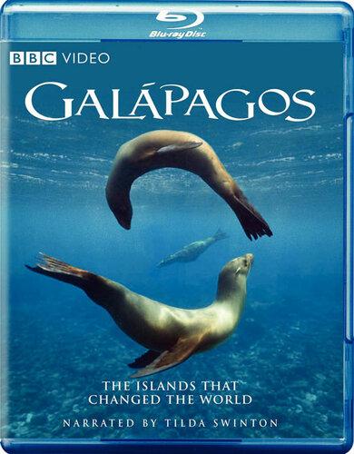 Галапагосы. 2 Острова, изменившие мир