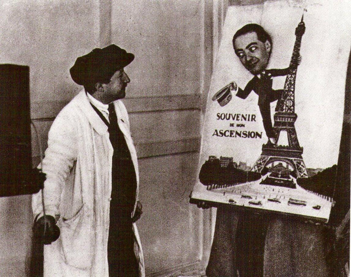 1929. Жильбер Роббе
