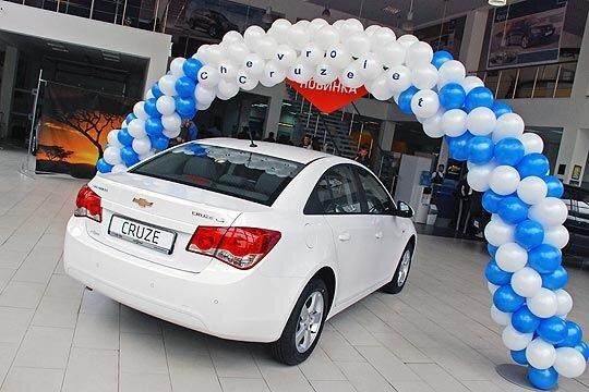 Новости автосалонов  Chevrolet Cruze