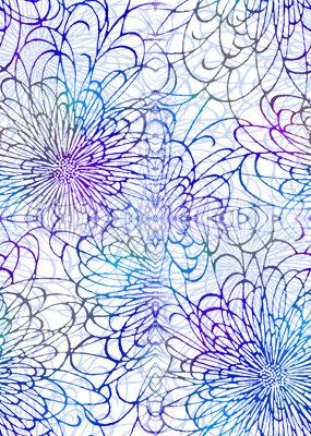 фоны бесшовные цветочные
