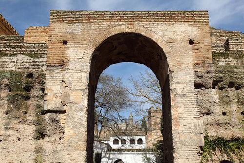 Ворота Алькасара