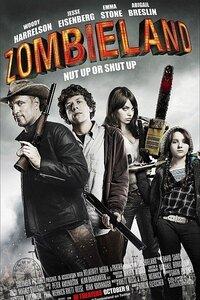 Добро пожаловать в Zомбилэнд / Zombieland (2009/CAMRip)