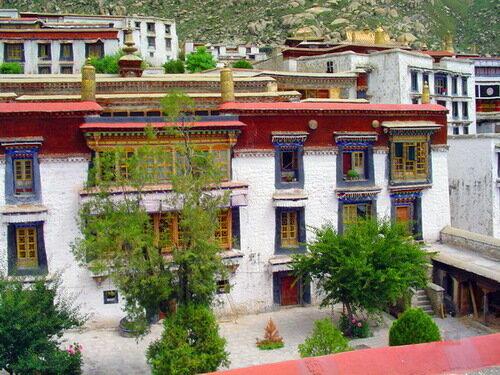 Монастырь Дрепунг, Лхаса. Тибет
