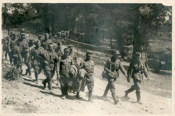Вторая мировая война глазами немцев.