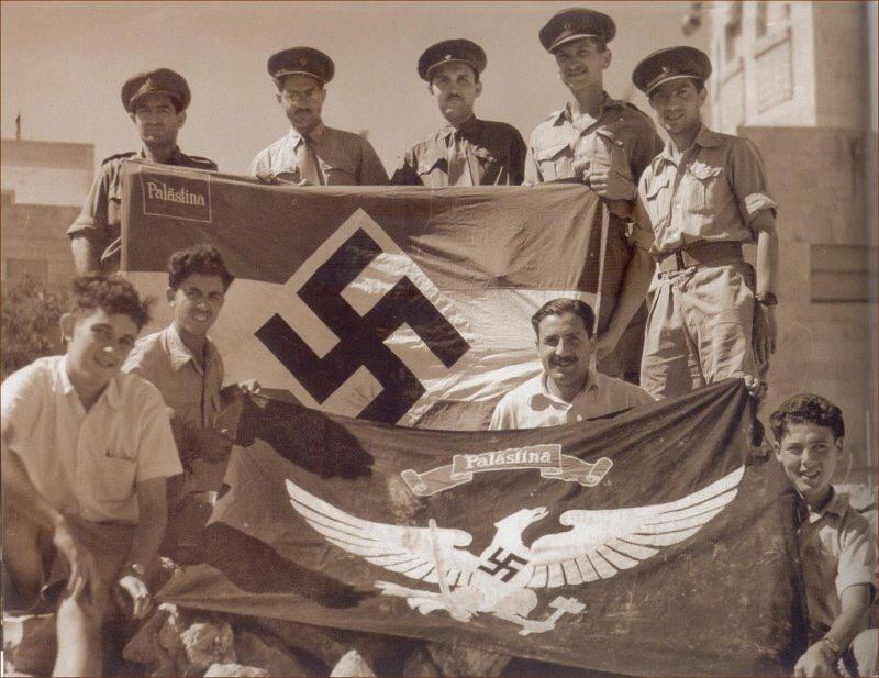 нацистский флаг