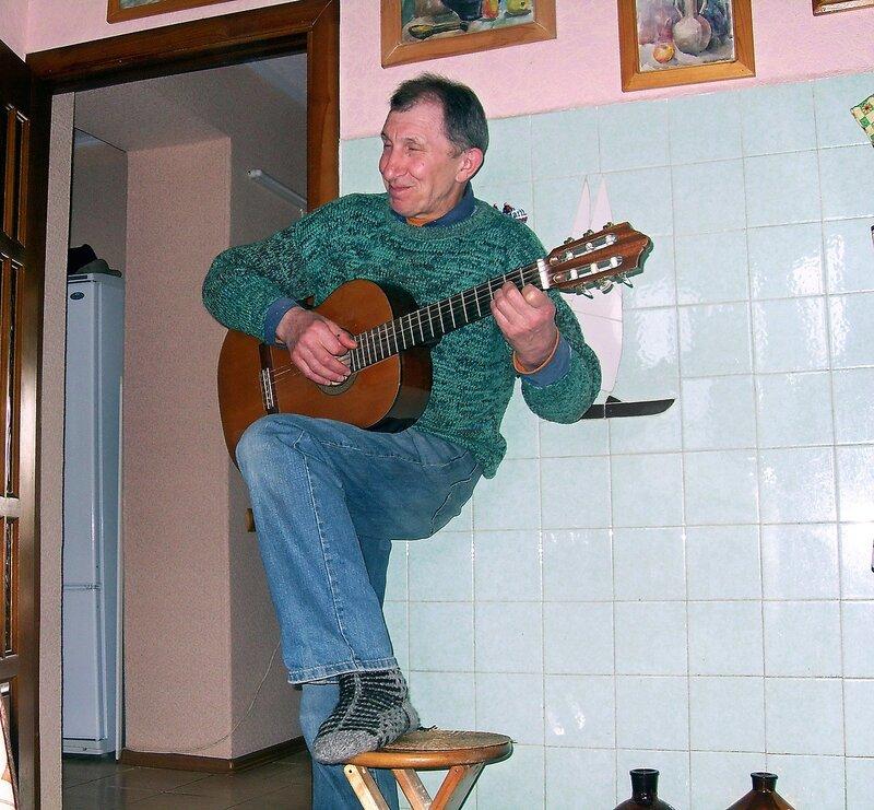Соло для гитары (1)