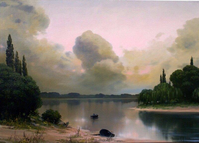 Картины художника Алексея Капустяна (25)