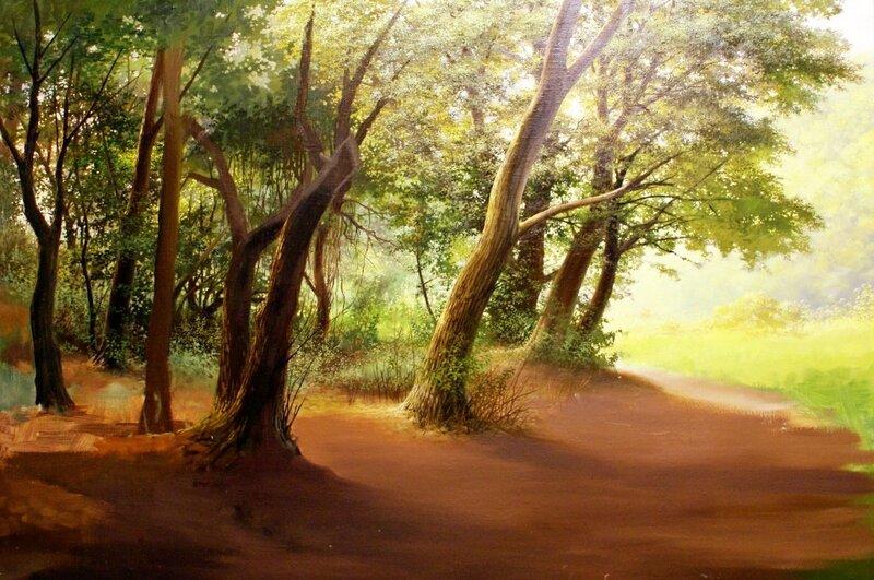 Картины художника Алексея Капустяна (50)