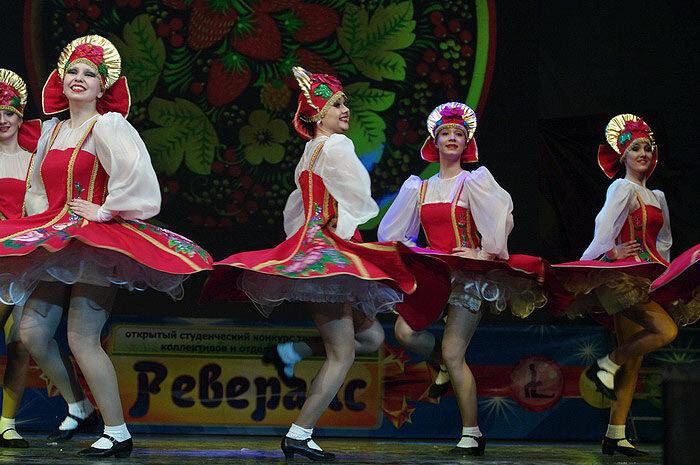 «Реверанс» 2010 — грандиозное шоу танца, музыки и света прошло во Владивостоке (ФОТО) — часть II