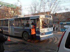 Во Владивостоке введены дополнительные вечерние рейсы троллейбуса №11