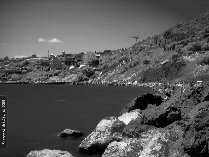 Голубой залив, Кацивели