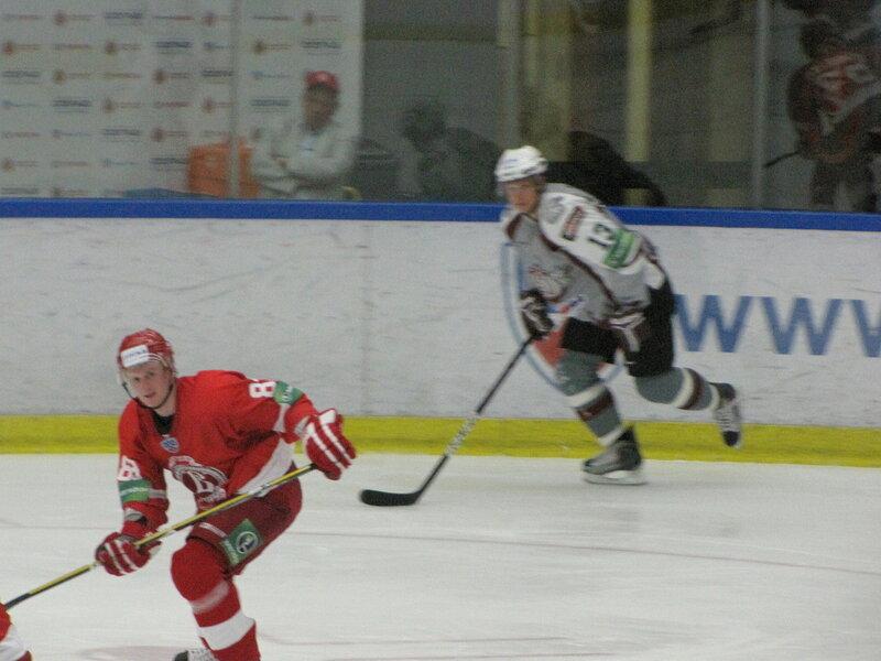 ФОТО: Витязь (Чехов) - Динамо (Рига) 3:5