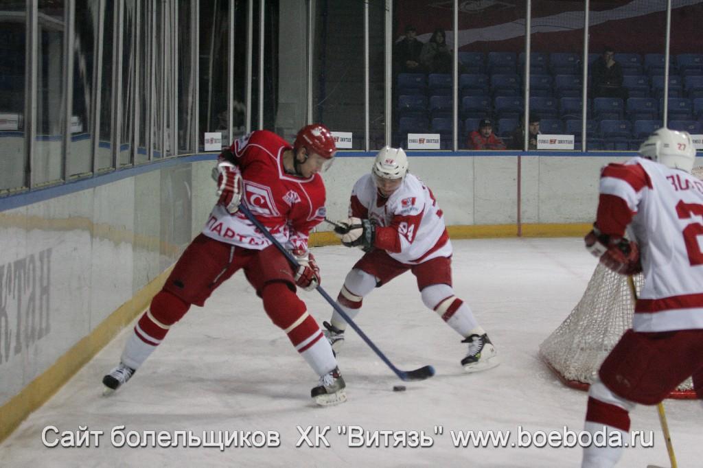 ФОТО: Витязь (Чехов) - Спартак (Москва) 2:1
