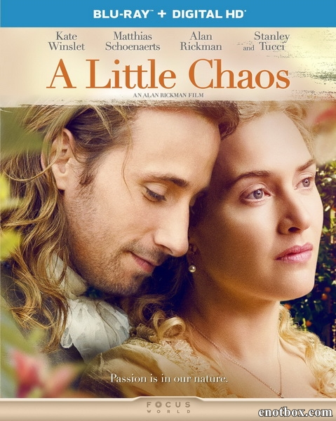 Версальский роман / A Little Chaos (2014/BDRip/HDRip)