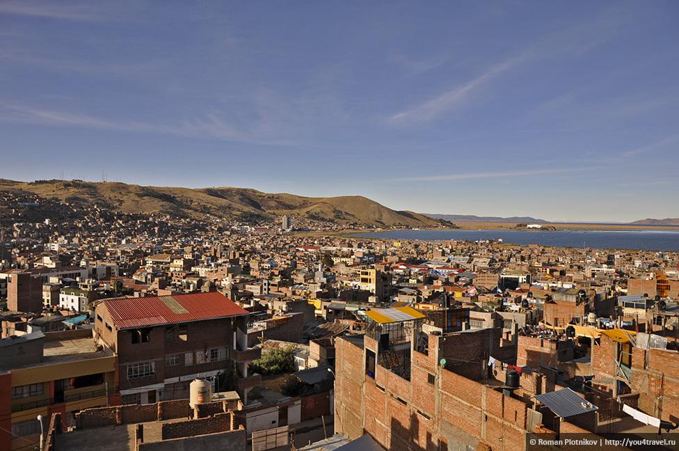 0 1790b6 3998c9ca orig Высокогорное озеро Титикака и город Пуно