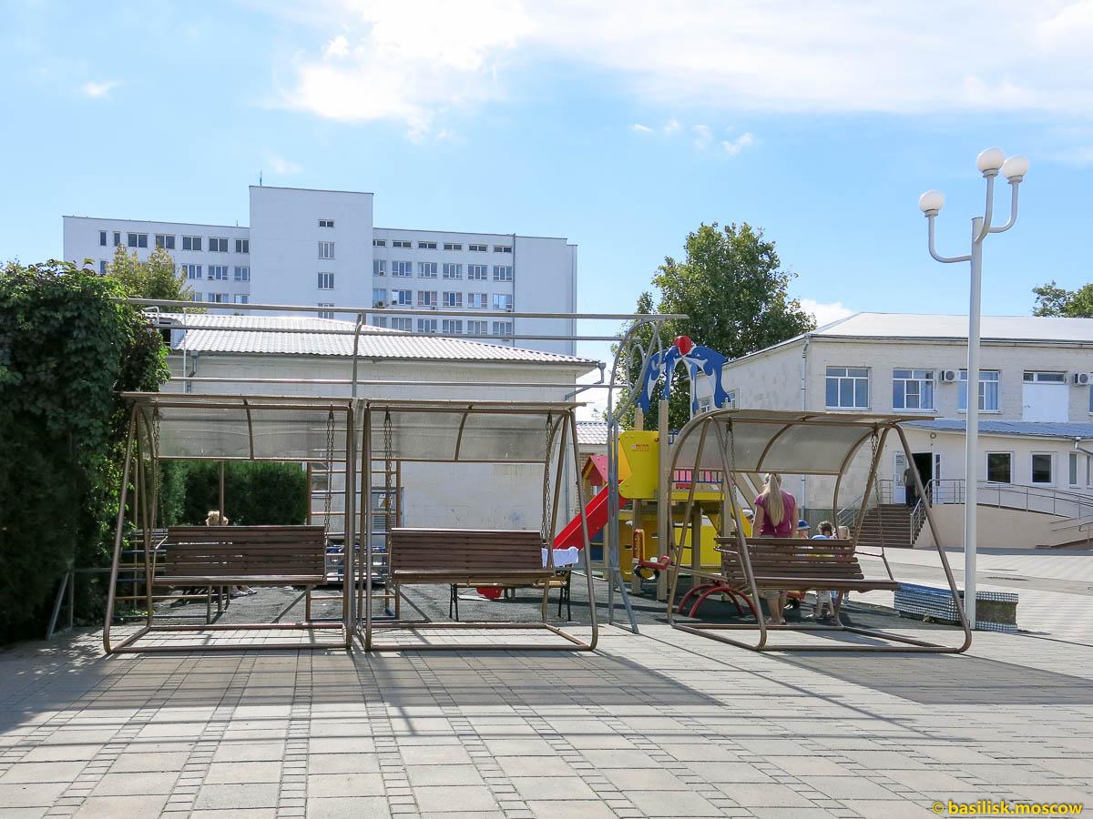 Анапа.Санаторий БФО.2013.