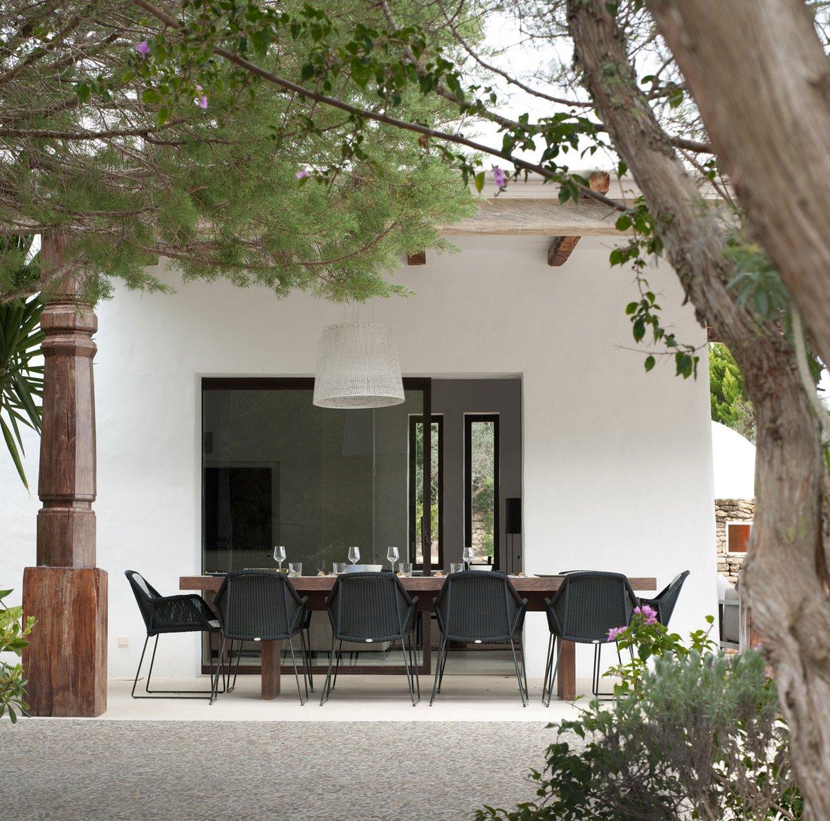 TG Studio, дом на ибице, дом в испанском стиле, Can Bikini, частные дома в испании, вилла на ибице, стильный современный интерьер фото