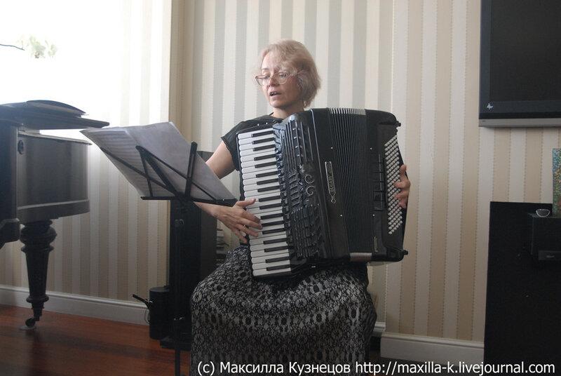 Елена Зыбо (аккордеон)
