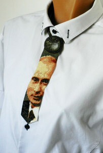 Альбом пользователя Дюшес: Галстук В.В.П. или Ути-Путин