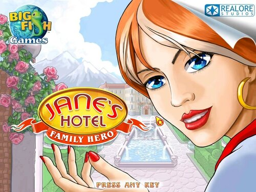 Download Jane's Hotel: Family Hero