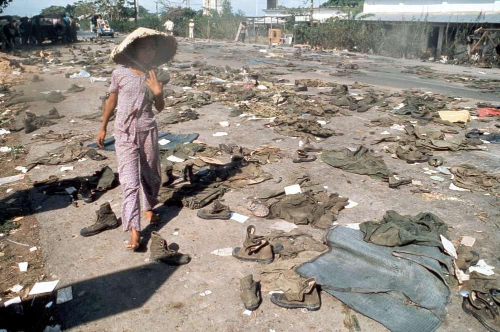 Освобождение Сайгона: как это было! К 40-летию со Дня Победы Вьетнама (США) (19)