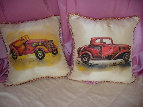 подушки-догонялки