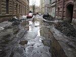 Дороги в Санкт-Петербурге
