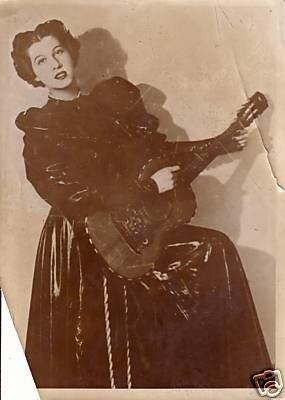 Анна Марли 1937 год