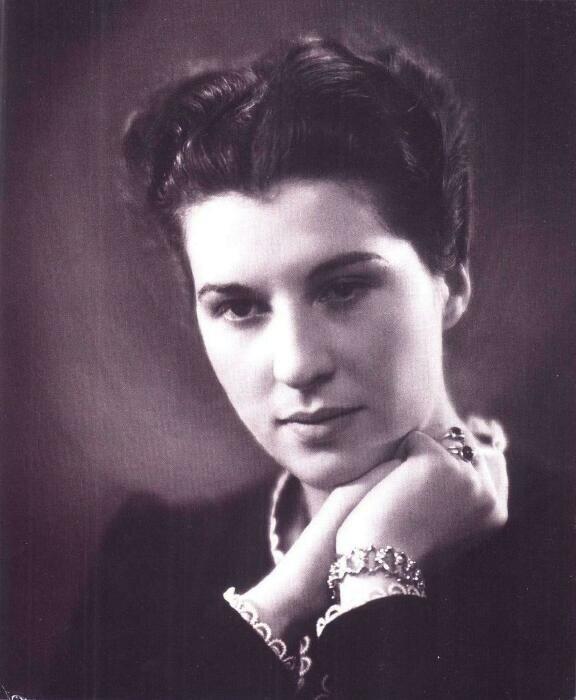 Анна Марли 1939 год