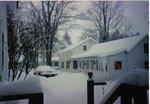 Дом Марли со двора