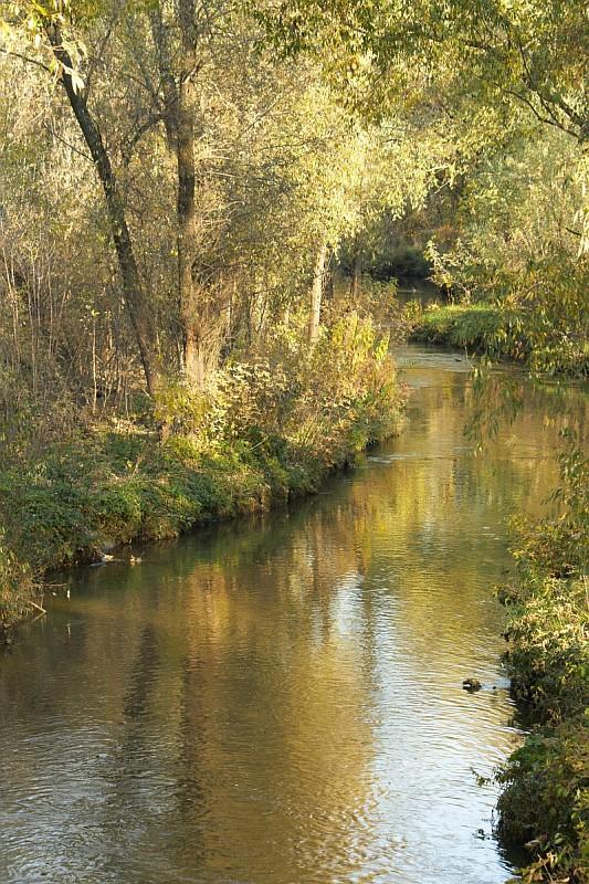 река Сетунь