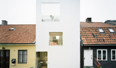Маленький домик для шведской семьи