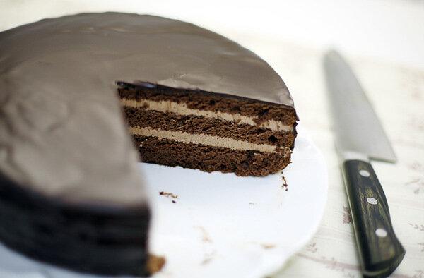 Захер торт чадейка