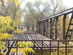 Бывший мост