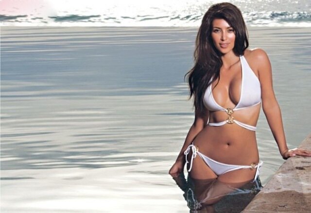 fhm Ким Кардашян Kim Kardashian