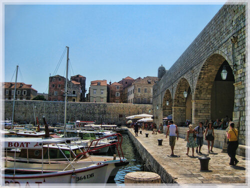 Гуляя по Дубровнику