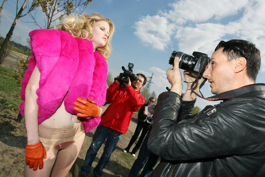 эротика фоторепортаж фотомодель фотографы репортаж модели мода fashion story fashion  Как работает Юрген Теллер, фешн фотограф с мировым именем