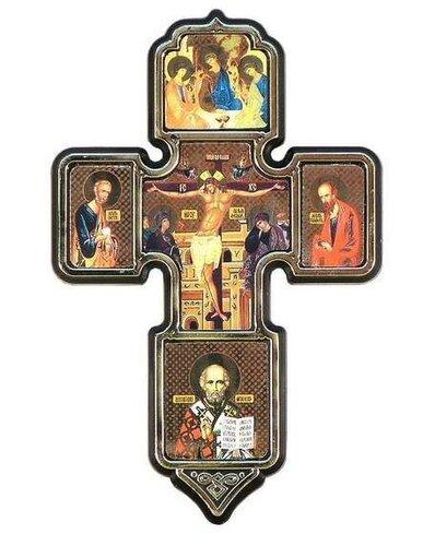 Крест-икона XX в.